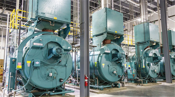 uh16 series gas fired steam boilers