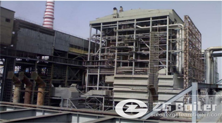 6000 kg per hour coal fired steam boiler